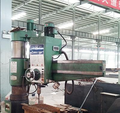 汉工钢构设备-摇臂钻床
