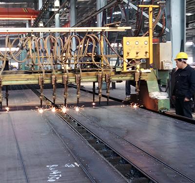 汉工钢构加工厂