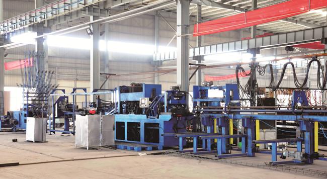 钢筋楼层板生产设备