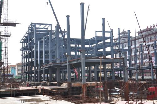 钢结构工程最关键的一步----防火