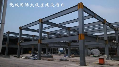 云南钢结构装配式建筑施工要点