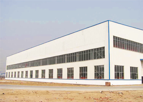 云南钢结构厂房怎么击败砖混厂房?
