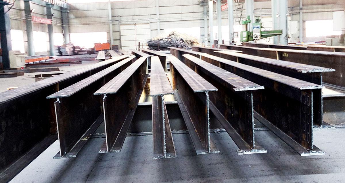 汉工钢结构工程加工