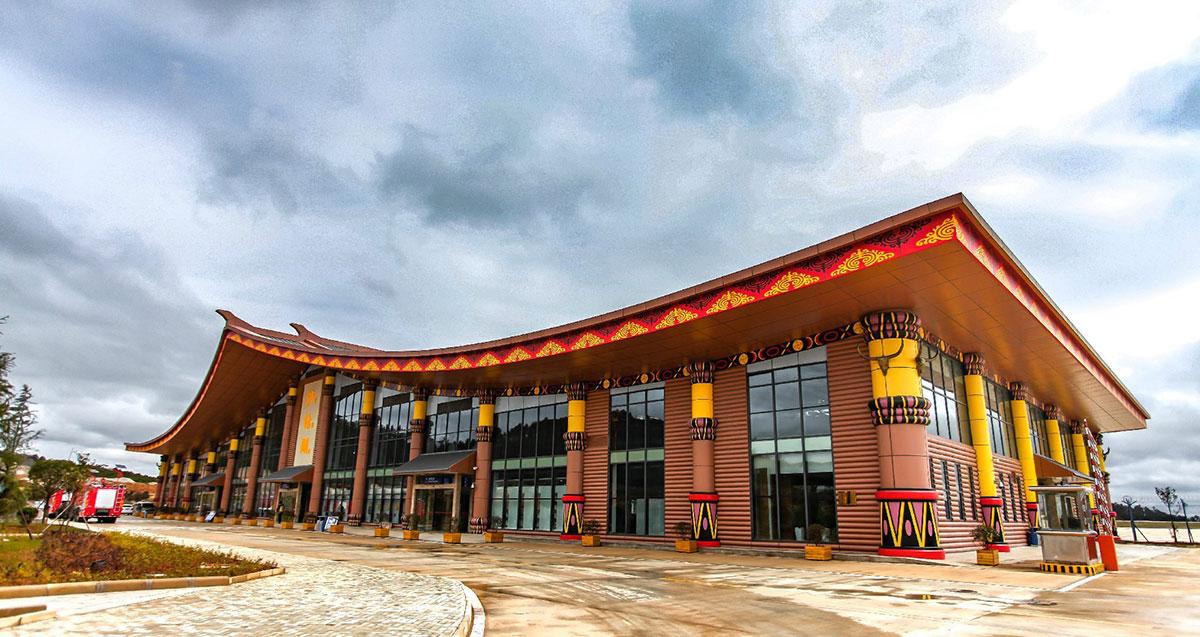 泸沽湖机场项目