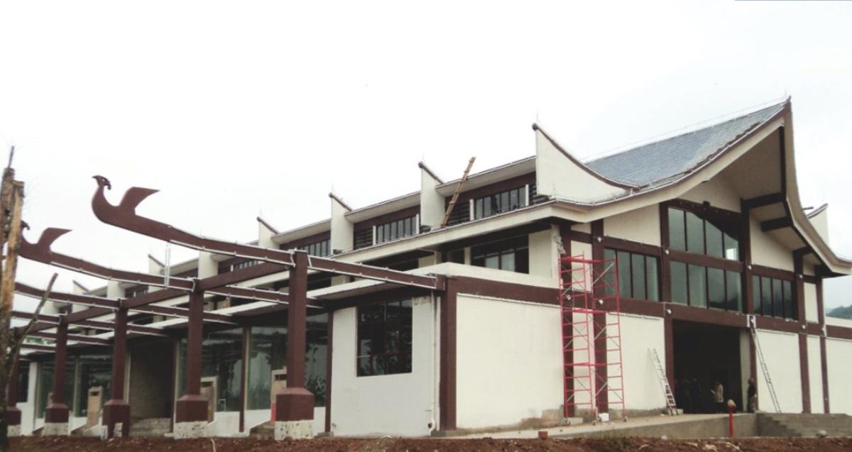 江城三国会务中心
