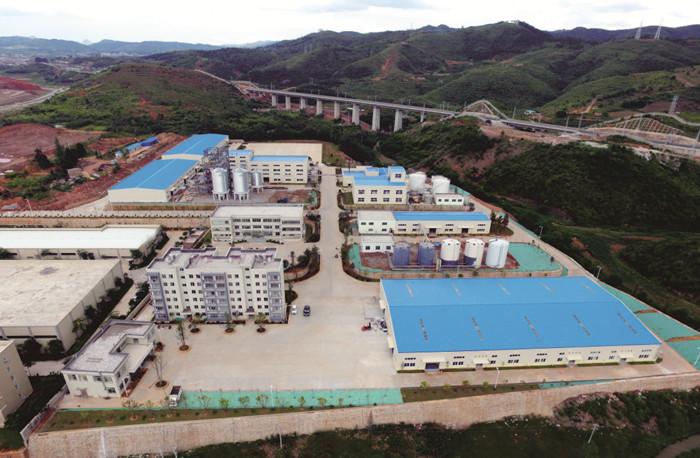 广南茶油种植与产品加工项目